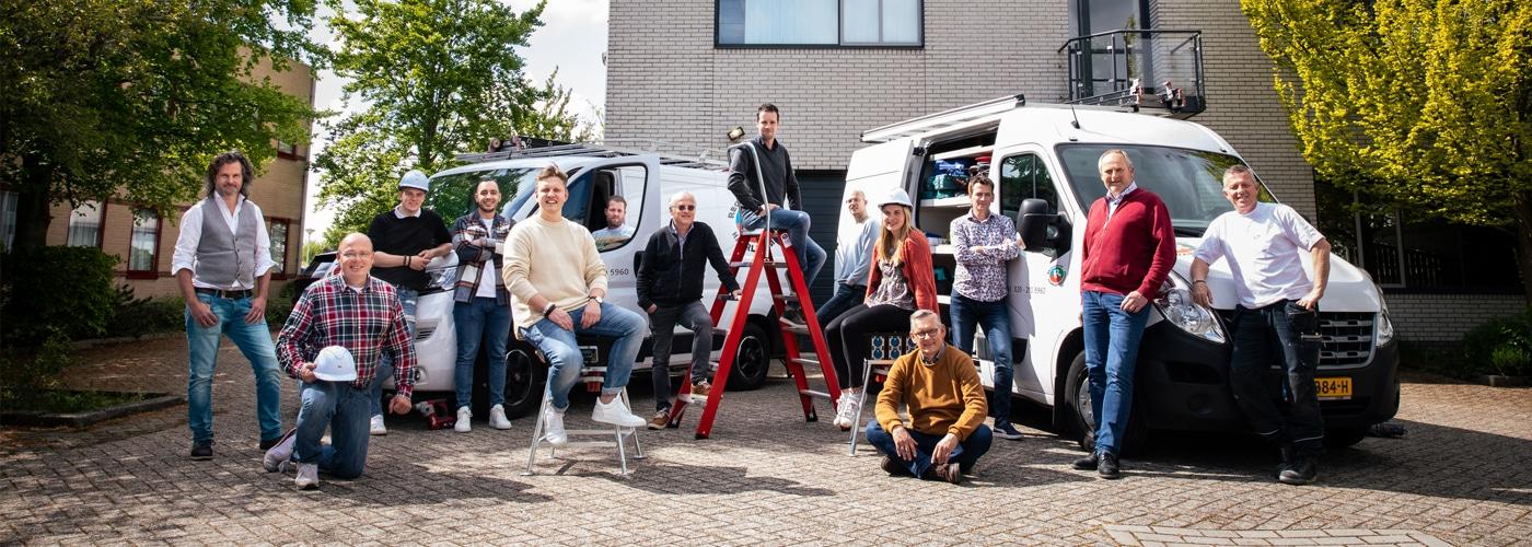 Sterkste Schakel genomineerde: Regiobouw Haarlemmermeer