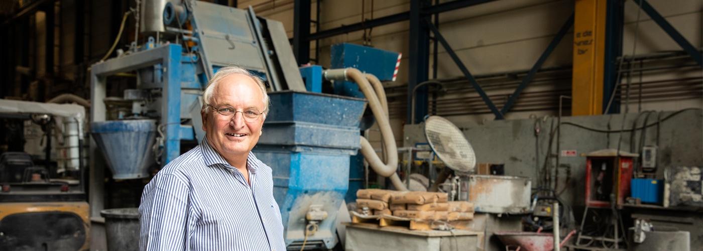 Sterkste Schakel genomineerde: Ovenbouw Holland Groep